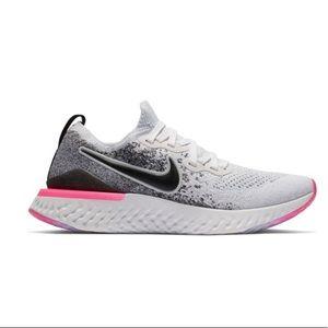 Nike Epic React Flyknit Running Shoes